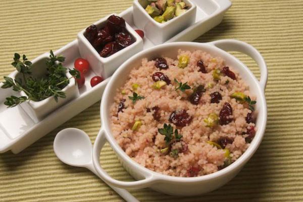 Cranberry Couscous